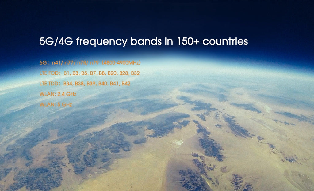 huawei_5g_mobile_wifi-5G4G_frequency_bands_in_150_countries