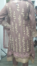 Load image into Gallery viewer, SKD 12 HEAVY EMBROIDERED KAMEEZ FRONT AND BACK.