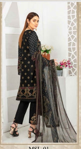 MD23 MUNIRA DESIGNER READYMADE COLLECTION
