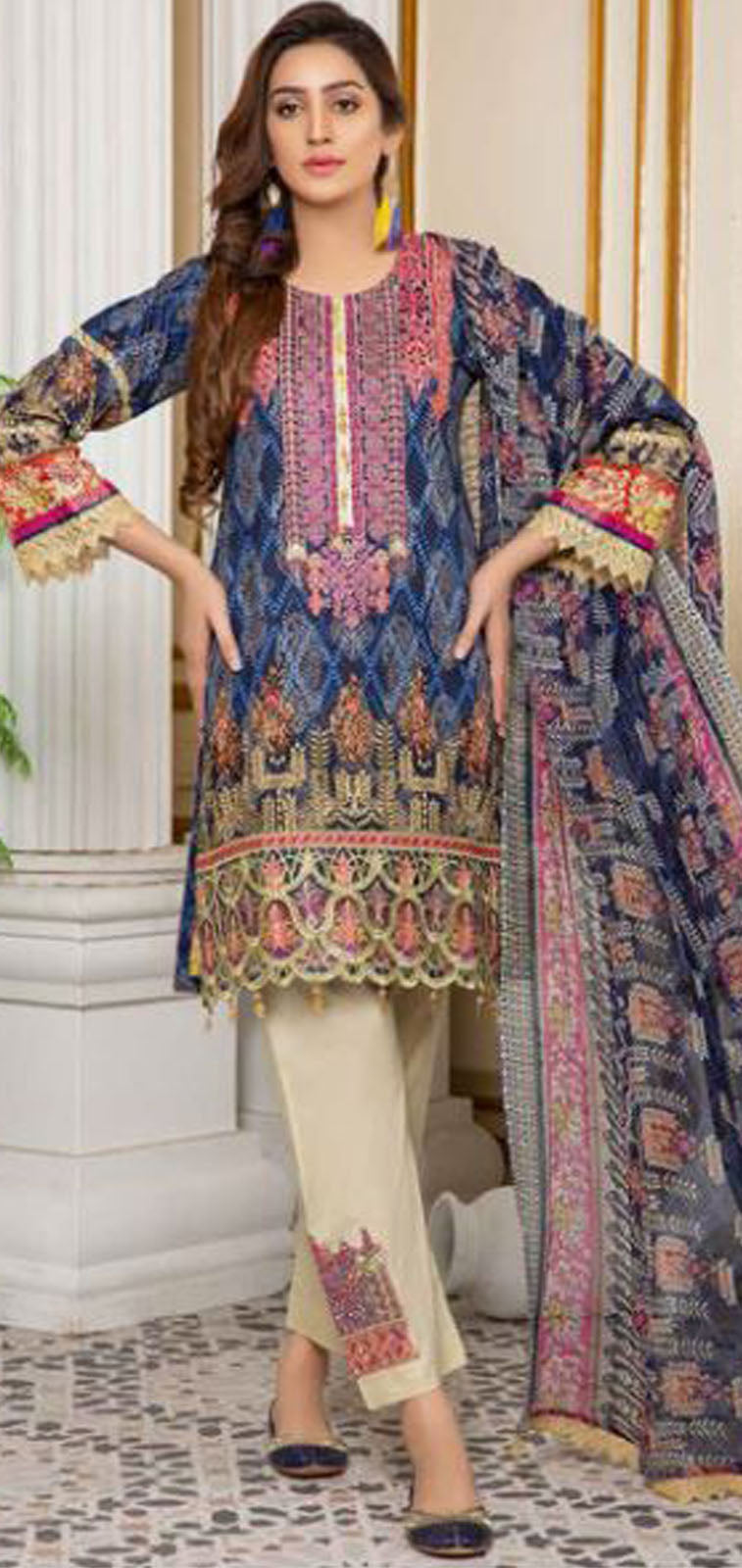 MD 04 - MUNIRA DESIGNER READYMADE COLELCTION