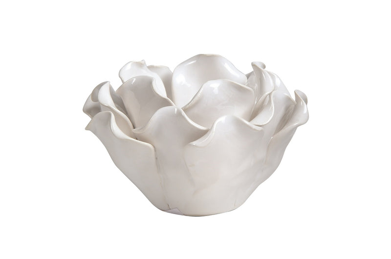 Floral Votive Holder
