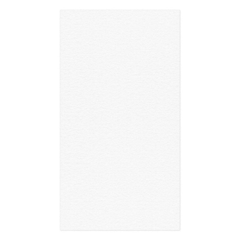 White Pearl Paper Linen Guest Towel Napkins - 12 Per Package