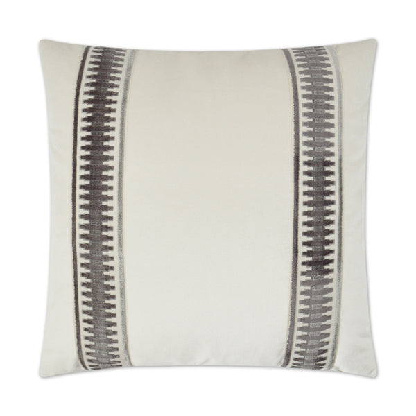 Double Tracks Pillow