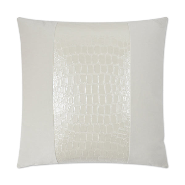 Line in the Sand Euro Pillow - Texture Cream