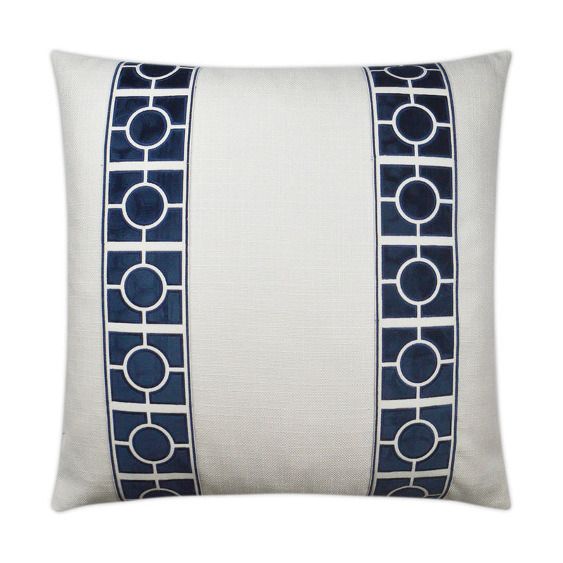 Double Globes Pillow