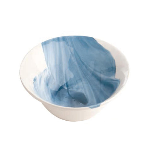 Splash Ceramic Soup Bowl
