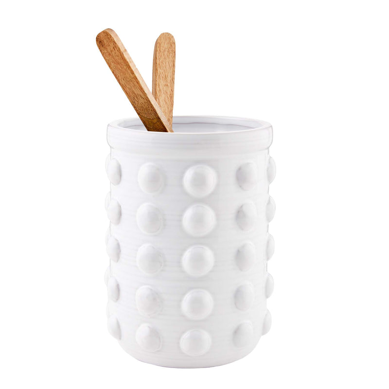 Beaded Cooking Utensil Holder