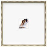 Beaded Frame - Champagne Gold
