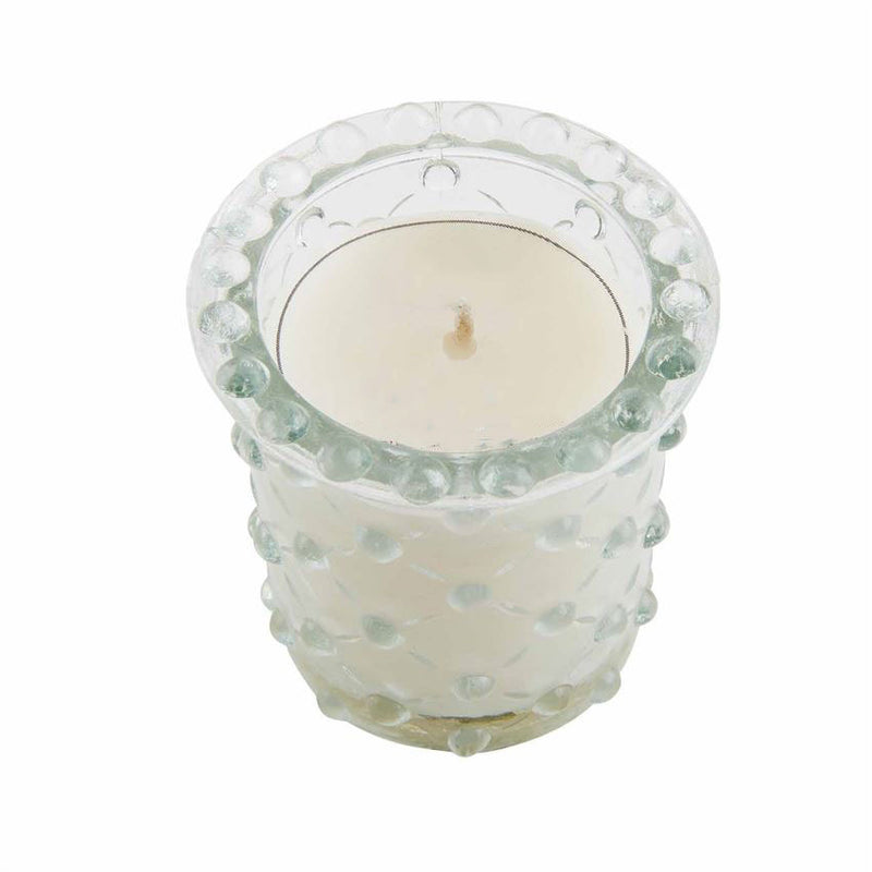 Glass Beaded Candle