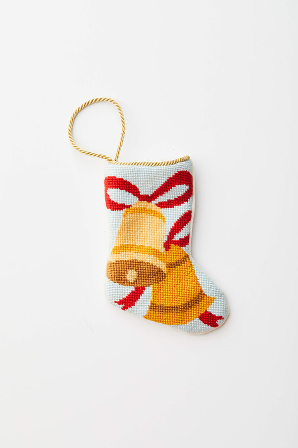 Carol of the Bells Bauble Stocking