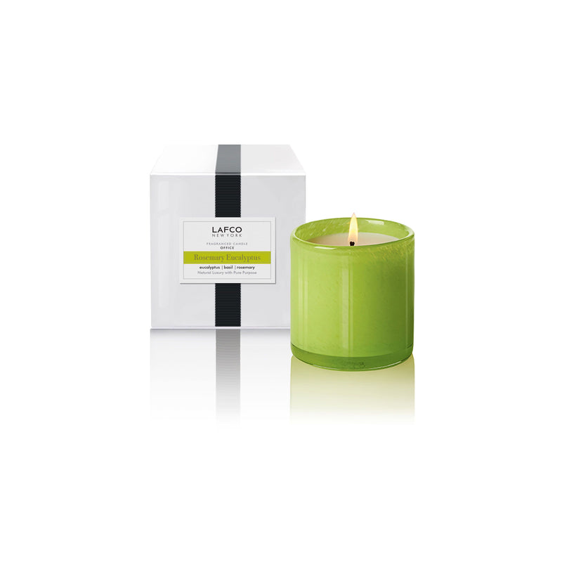 Rosemary Eucalyptus Office - Classic 6.5oz Candle