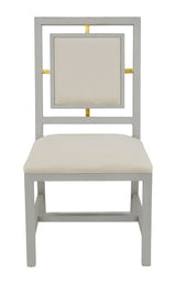 Francie Gray Dining Chair