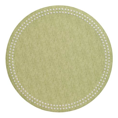 Fern Pearls Washable Placemats - Set of 4