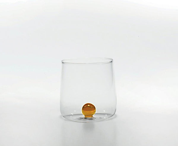 The Pearl Glass - Yellow