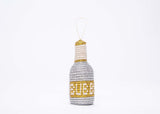 Bubbly Bottle Ornament