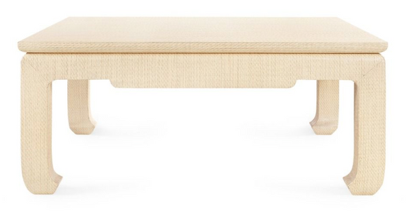 Bethany Square Coffee Table- Natural