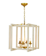 The Quaternary Hanging Light