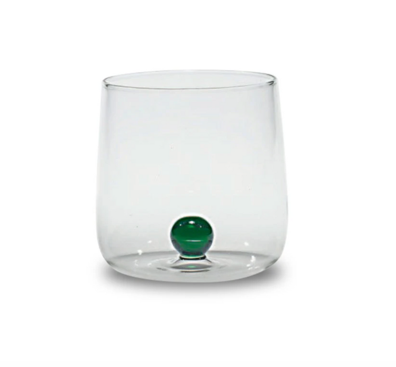 The Pearl Glass - Green