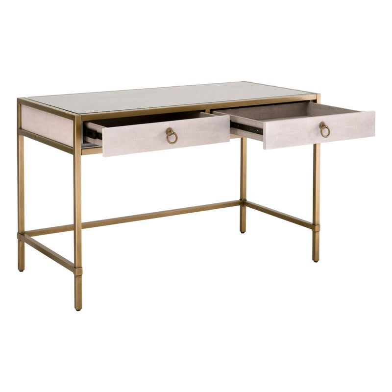 The Stimpson Desk- White