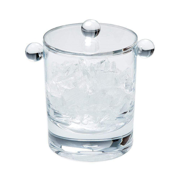 Acrylic 60oz Ice Bucket & Lid in Crystal Clear - 1 Each