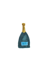 Champagne Bottle Stationery