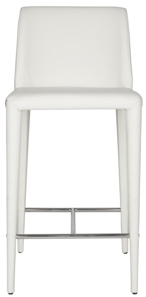 Michael White Counter Stool (Set of Two)