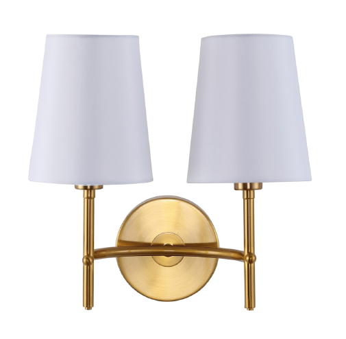 Bethany Brass Wall Sconce