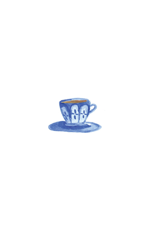 Tea Cup Stationery