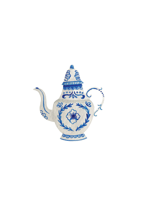 Tea Pot Stationery
