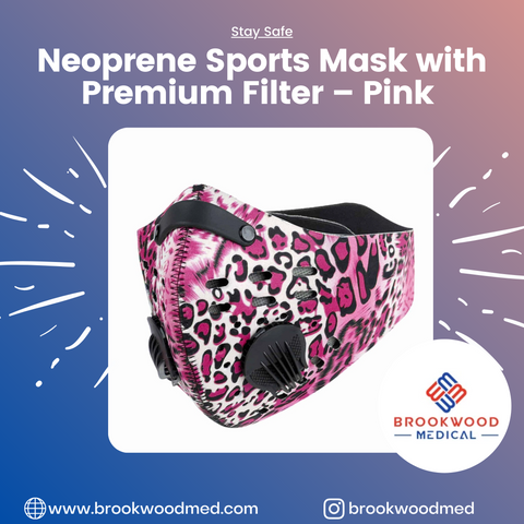 Sports Mask With Premium Filter