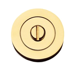 Escutcheon Round Emergency Turn