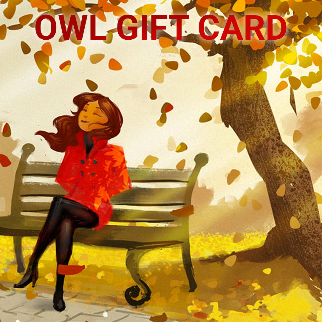 Clothing By Owl Fall gift card