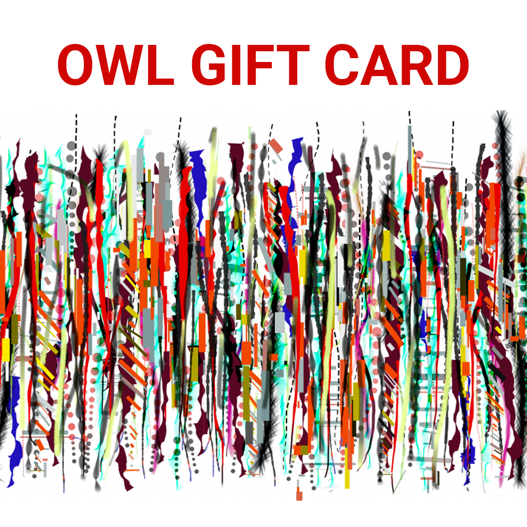 Clothing By Owl gift card