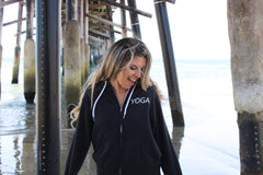 Clothing By OWL Yoga Hoodie