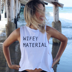 Clothing By OWL shirt Wifey Material
