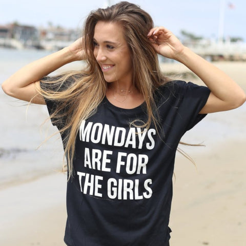 Mondays Are For The Girls