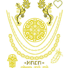 Clothing By OWL Flash Tattoos