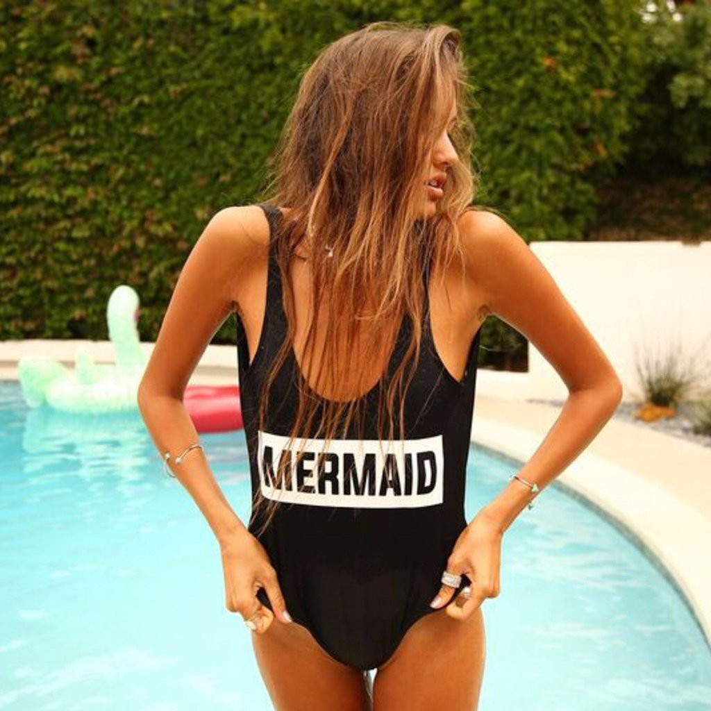 Clothing By OWL swimsuit mermaid