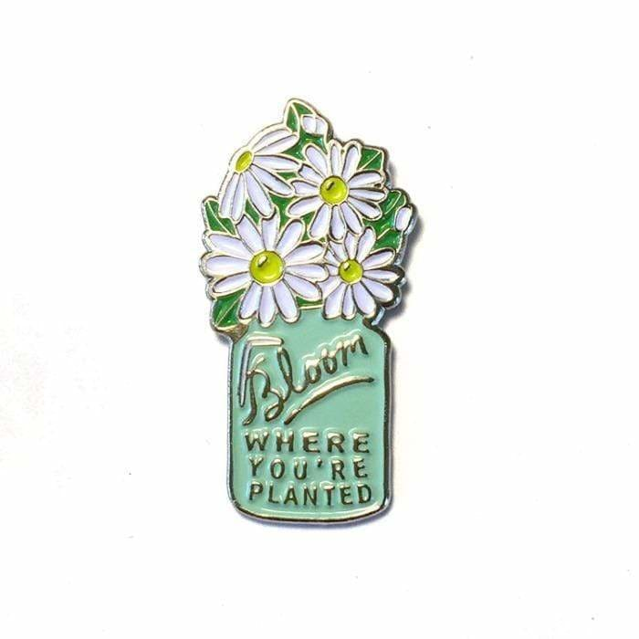 Bloom Enamel Pin - Pin
