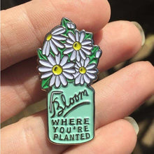 Load image into Gallery viewer, Bloom Enamel Pin - Pin