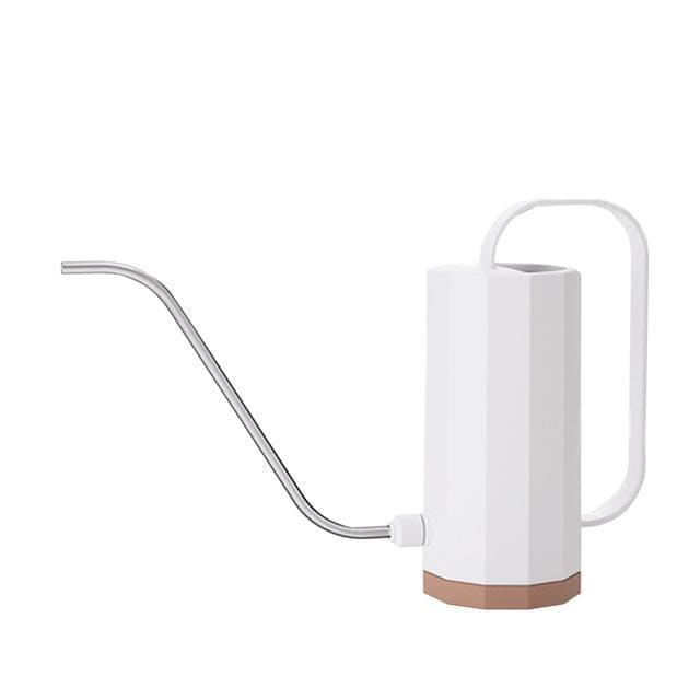Minimalist Watering Can - White - Watering Can Plant Care