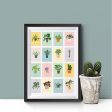 Load image into Gallery viewer, Plant Print - Print