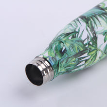 Load image into Gallery viewer, Stainless Steel Monstera Bottle