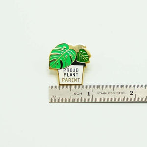 Proud Plant Parent Pin - Pin