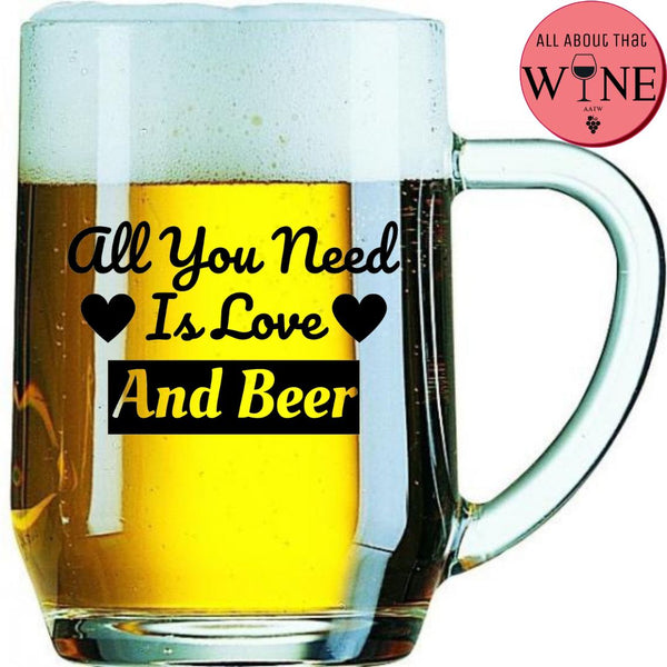 All You Need Is Love And Beer