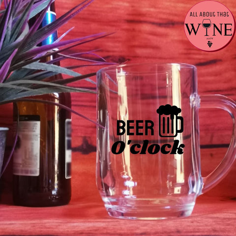 Beer O'Clock -Please Select Vinyl Color-
