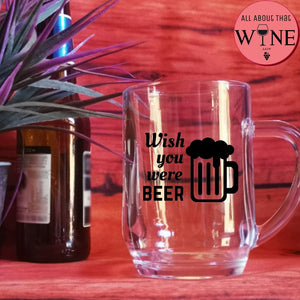 Wish You Were Beer -Please Select Vinyl Color-