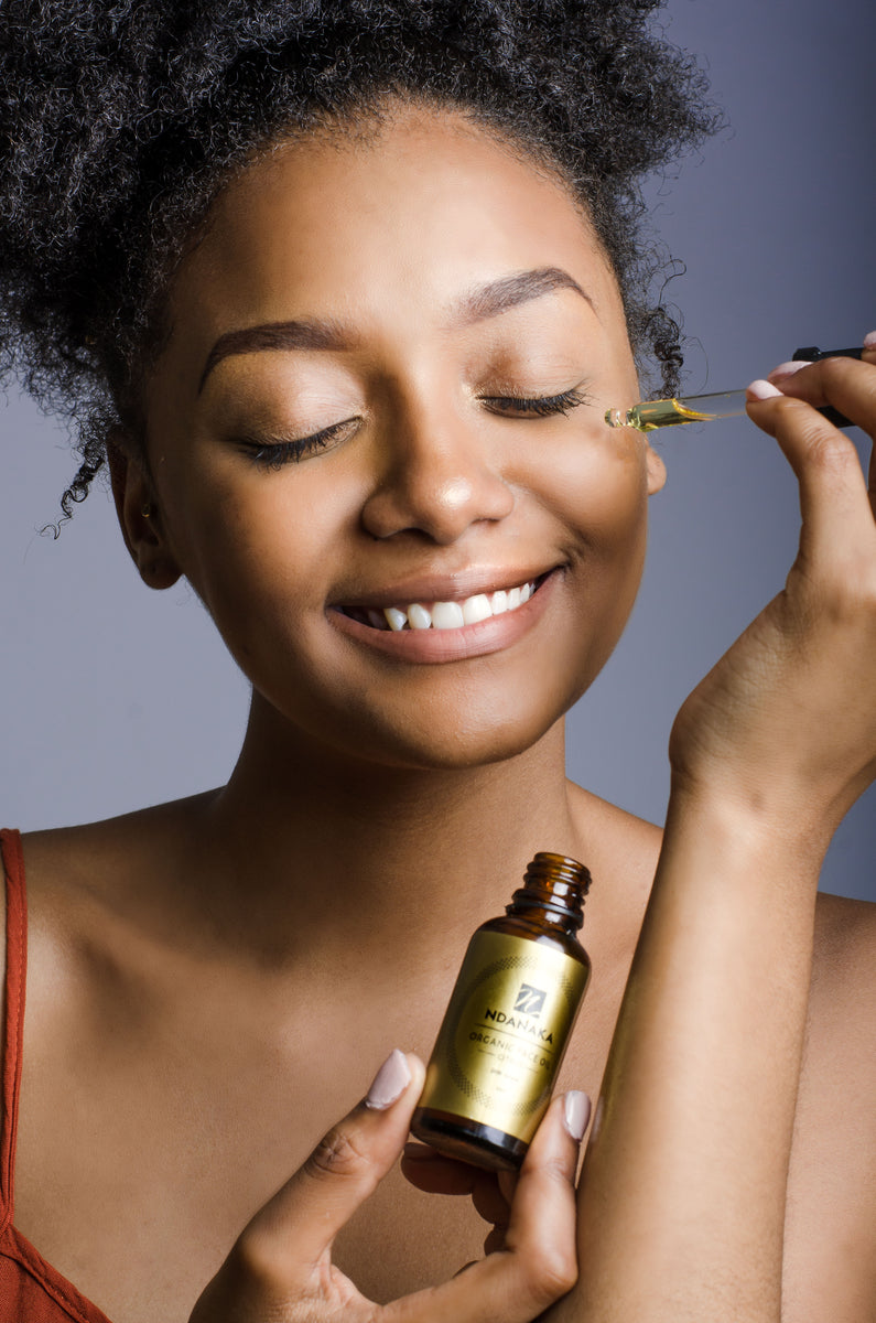 Radiance Face Oil that everyone is talking about.