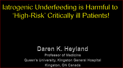 DNS Symposium 2015-Underfeeding in the ICU member price