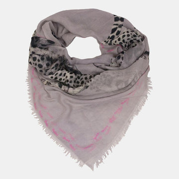 Leopard Ant Scarf